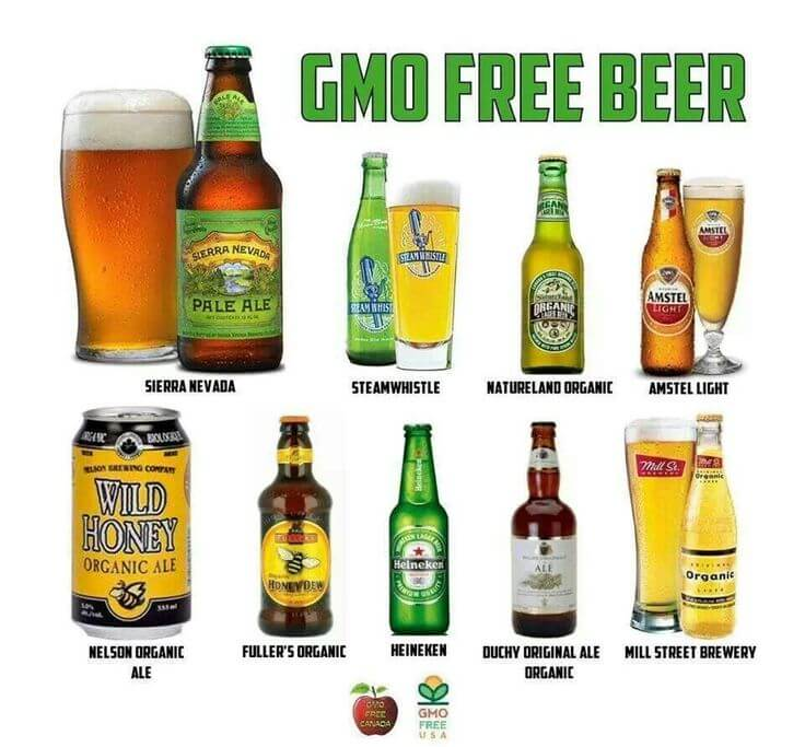 Non Gmo Beer Label Makes No Sense Genetic Literacy Project