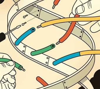 biology - Magazine cover