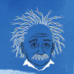 DNA-Einstein