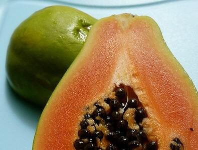 Papaya (CREDIT: Flickr/Reeding).