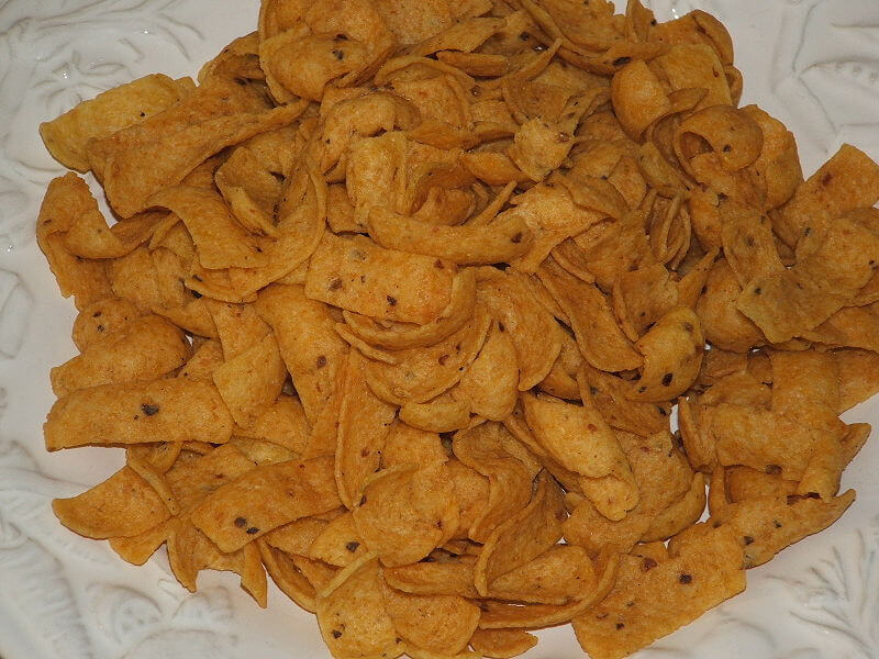 Fritos corn chips (CREDIT:Glane23, Wikimedia Commons)