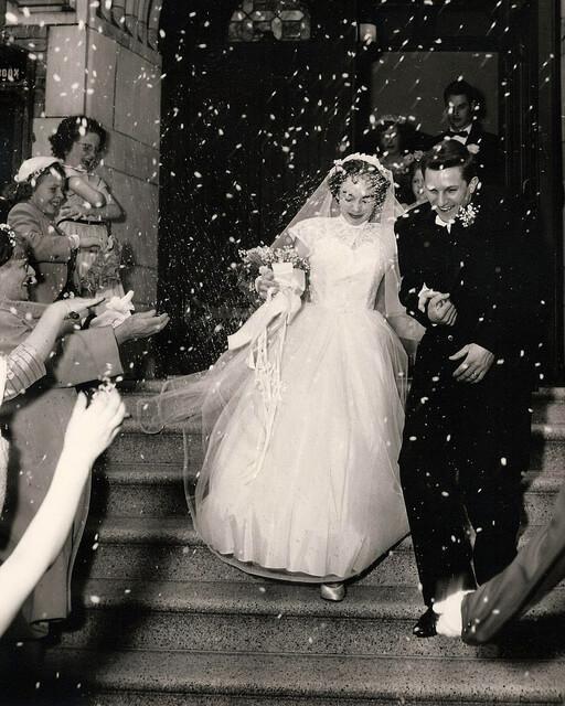 Wedding. (Credit: Walter/Flickr)