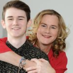 The ABC Family docuseries Becoming Us follows 17-year-old Ben as he adjusts