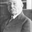 Former Harvard president Charles William Eliot