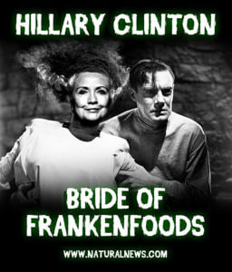 hillary-clinton-bride-of-frankenfoods